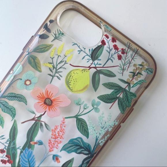 rifle paper co // herb garden iphone 7 case